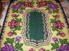 Tesatura/textila - Cuvertura traditionala 100% lana lucrata manual