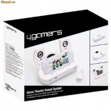 Home Theatre System & Remote White (PSP) -statie consola psp