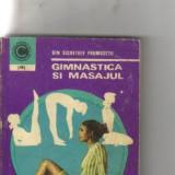 Olga tuduri - din secretele frumusetii- gimnastica si masajul