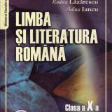 Manual LIMBA ROMANA - CLASA A X A SAM ED.ECONOMICA - Manual Clasa a X-a