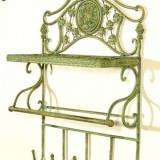 Metal/Fonta, Ornamentale - CUIER DIN FIER FORJAT
