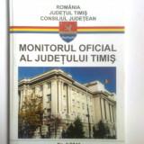 MONITORUL OFICIAL AL JUD.TIMIS 2011, TIMISOARA - Istorie