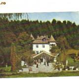 Carti Postale Romania dupa 1918 - Bnk cp SANGEORZ BAI - IZVOARELE 2 SI 9 - circulata