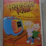 713# Karaoke fur Kids joc original nou in cutie joc karaoke  cantece germane