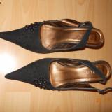 Pantofi dama ca noi reducere doar 20 ron, Marime: 35.5, Fuchsia
