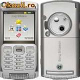 Telefon mobil Sony Ericsson P990i, made in France., Argintiu, 16GB, Neblocat, Single core, 1 GB