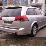 Vand prelungire bara spate Opel Vectra C caravan Irmscher - Spoiler