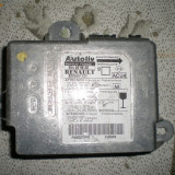 Airbag auto - Computer airbag si centuri cu pretensionatoare renault megane 2