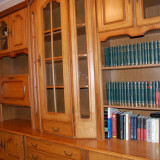 Mobila living - Pachet mobila sufragerie+jaluzele verticale pentru 2 camere