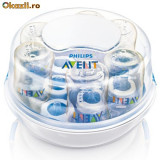 Vand sterilizator Avent Express pt cuptor microunde
