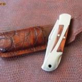 Port-briceag, din piele naturala, handmade