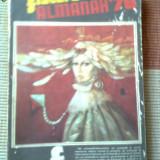 Almanah Flacara 76 anul 1976 contine foto de la cenaclul flacara