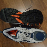 Adidasi reebok - Adidasi barbati, 37 1/3, Argintiu