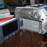 Camera Video Canon, Mini DV - Vand Camera video DVD Canon DC- 95, cu un design compact si foarte usor de folosit, cu zoom optic 25x, zoom digital 700x si procesor de imagine DIGIC