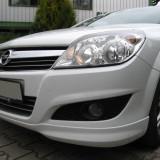 Vand prelungire spoiler fusta adaos bara fata Opel Astra H Facelift 2007 - OPC Line 1 - Prelungire bara fata tuning