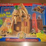 Jucarie interactiva - Piramida comorilor ascunse (Fisher Price)