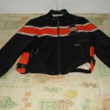 Harlei-Davidson geaca piele originala purtata doar de 5 ori !!! 200 Euro - Imbracaminte moto