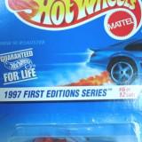 HOT WHEELS --BMW Z3 ++1799 DE LICITATII !! - Macheta auto Hot Wheels, 1:64