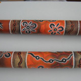 Instrument muzical aborigen (Didgeridoo)