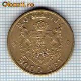Monede Romania - 221 Moneda 2000 LEI 1946 -starea care se vede -ceva mai buna decat scanarea