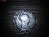 monezi vechi de argint(spania) foto