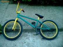 Vand Bicicleta BMX We The People ZODIAC - Pro foto