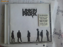 Linkin Park- Minutes to midnight+Booklet full color- NOU la un pret excelent foto