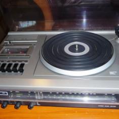 Combina Philips 900 - stare f.buna - doza noua - Combina audio Philips, Clasice