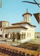 Carti Postale Romania 1904-1918 - S11804 BRINCOVENI OLT Manastirea Brincoveni CIRCULAT