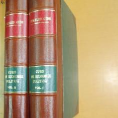 Ch. Gide Curs de economie politica 2 vol 1925 - Curs marketing