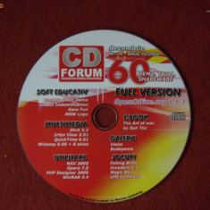CD FORUM NR. 34/2004 + REVISTA