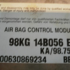 Airbag auto - Calculator airbag Ford Ka 1997 computer airbag