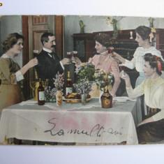 CARTE POSTALA DE COLECTIE ANUL 1902