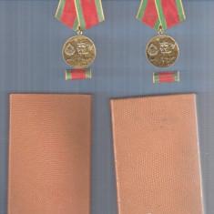 LOT DOUA DECORATII ACORDAT SOTULUI SI SOTIEI+BREVETE - Decoratie