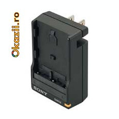Vand INCARCATOR SONY BC TRM - Incarcator Camera Video