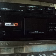 Casetofon deck Kenwood KX 3080 superb - Deck audio