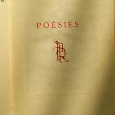 ALFRED DE MUSSET-POESIES - Roman