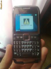Telefon mobil Nokia E71, Gri, Neblocat - Nokia E71 Vand sau Schimb