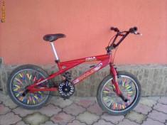 Bicicleta BMX - Bmx impulse aproape nou