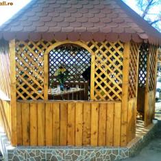 Foisor de gradina (mobilier gradina) - Mobila terasa gradina
