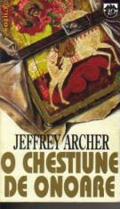 Roman - Jeffrey archer - o chestiune de onoare