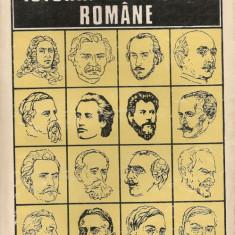 Studiu literar - Al. Piru - Istoria Literaturii Romane - 1994