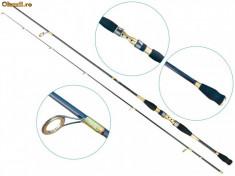Lanseta fibra de carbon Avalon 2.10m Baracuda Actiune: A: 30-80g.