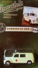 Macheta auto - FRAMO VAN AMBULANTA-DDR MODELLE- ++1799 DE LICITATII !!