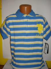 Haine Copii 4 - 6 ani - Tricou US Polo Assn - baieti 5-6 ani