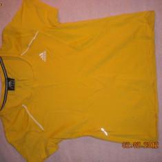 Tricou Adidas Dama mar XL Adams, Culoare: Galben, Verde, Marime: L/XL, Galben, Tricouri, Fitness & Yoga