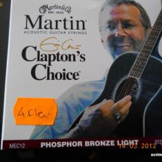 Set corzi Martin EricClapton - Corzi Chitara