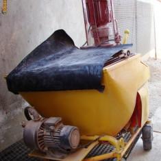 Vand Masina de Tencuit + Generator 220V-380V
