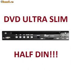 DVD Auto Ultra Slim! Cel mai subtire DVD!