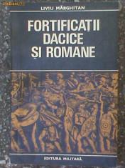 Istorie - Fortificatii dacice si romane-sistemele de pe cursul mijlociu si inferior al Muresului-Liviu Marginean